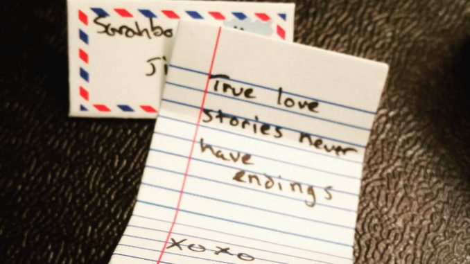 Cute short love letters