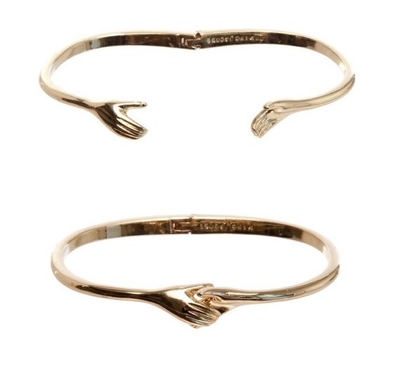Marc Jacobs Hand Bracelet