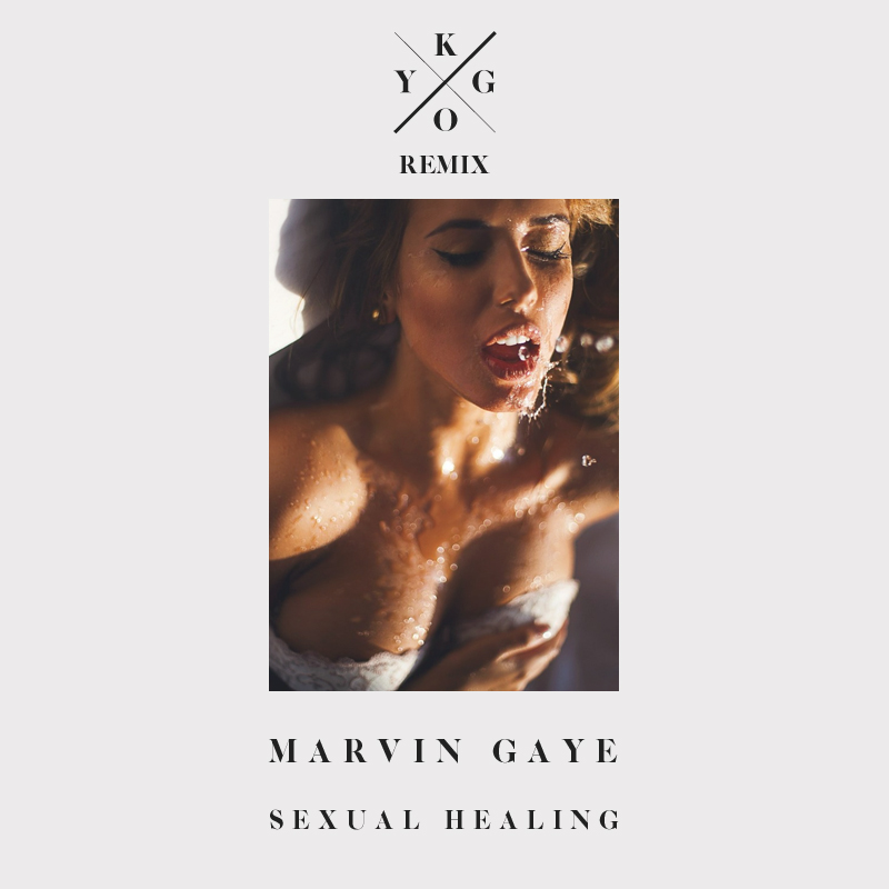 "Marvin Gaye - ""Sexual Healing (Kygo Remix)"""