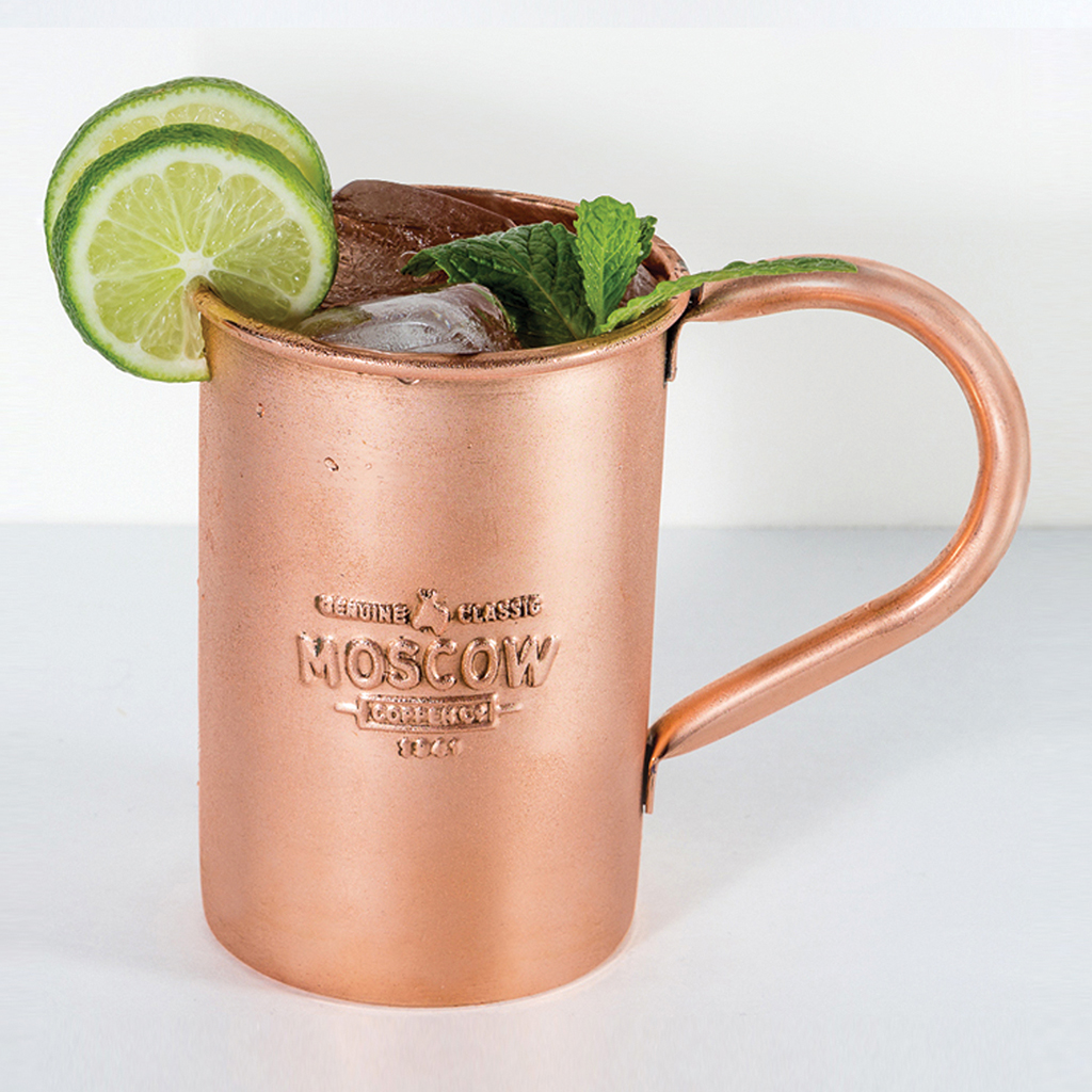 Father's day gift-Moscow Mule Cups