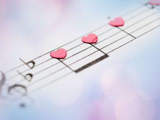 Top5 new love songs in june