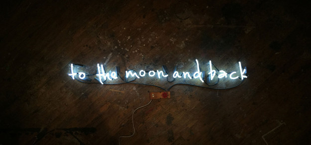 Custom Phrase Neon Sign
