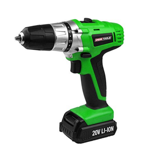 Who said V-Day had to be all mushy and cute? If bae would get more use out of a power tool than a teddy bear or a box of chocolates, this could be the perfect gift.  20V Max Lithium-Ion 3/8 in. Drive Cordless Drill, $45, Amazon