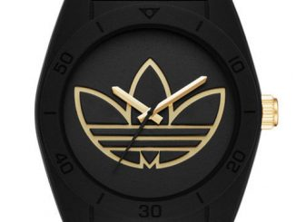 Reloj Santiago Black Silicone Three Hand Hand Adidas Adidas Originals Black | 6084b14 - generiskmedicin.website