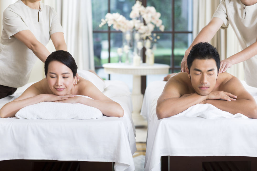 Spa days definitely aren't just for the ladies. Book a couples massage at a spa that has co-ed steam rooms and beat the winter chill together.